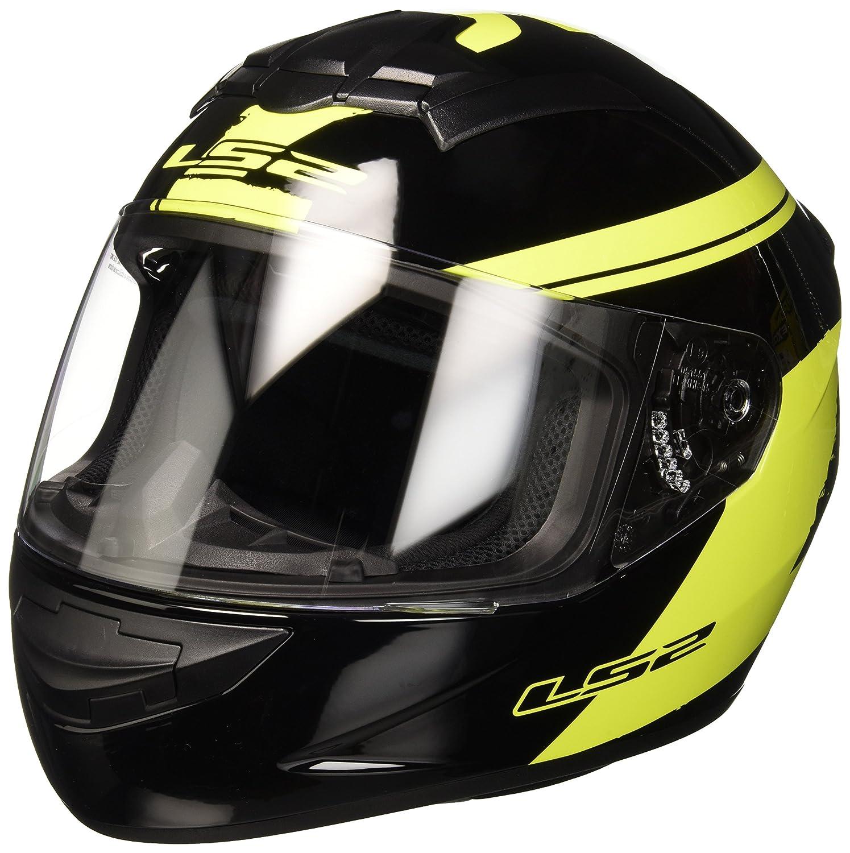 Casco Moto S Nero Opaco LS2