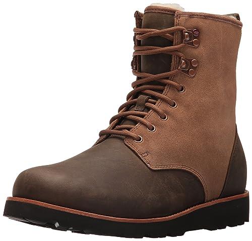 ed0952ac927 UGGHANNEN - Botas para la Nieve - Dark Chestnut  Amazon.es  Zapatos y  complementos