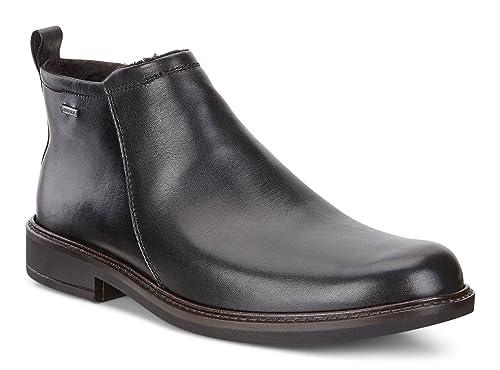 Klassischen Ecco Schwarz Herren Schuhe Schuhe Schuhe