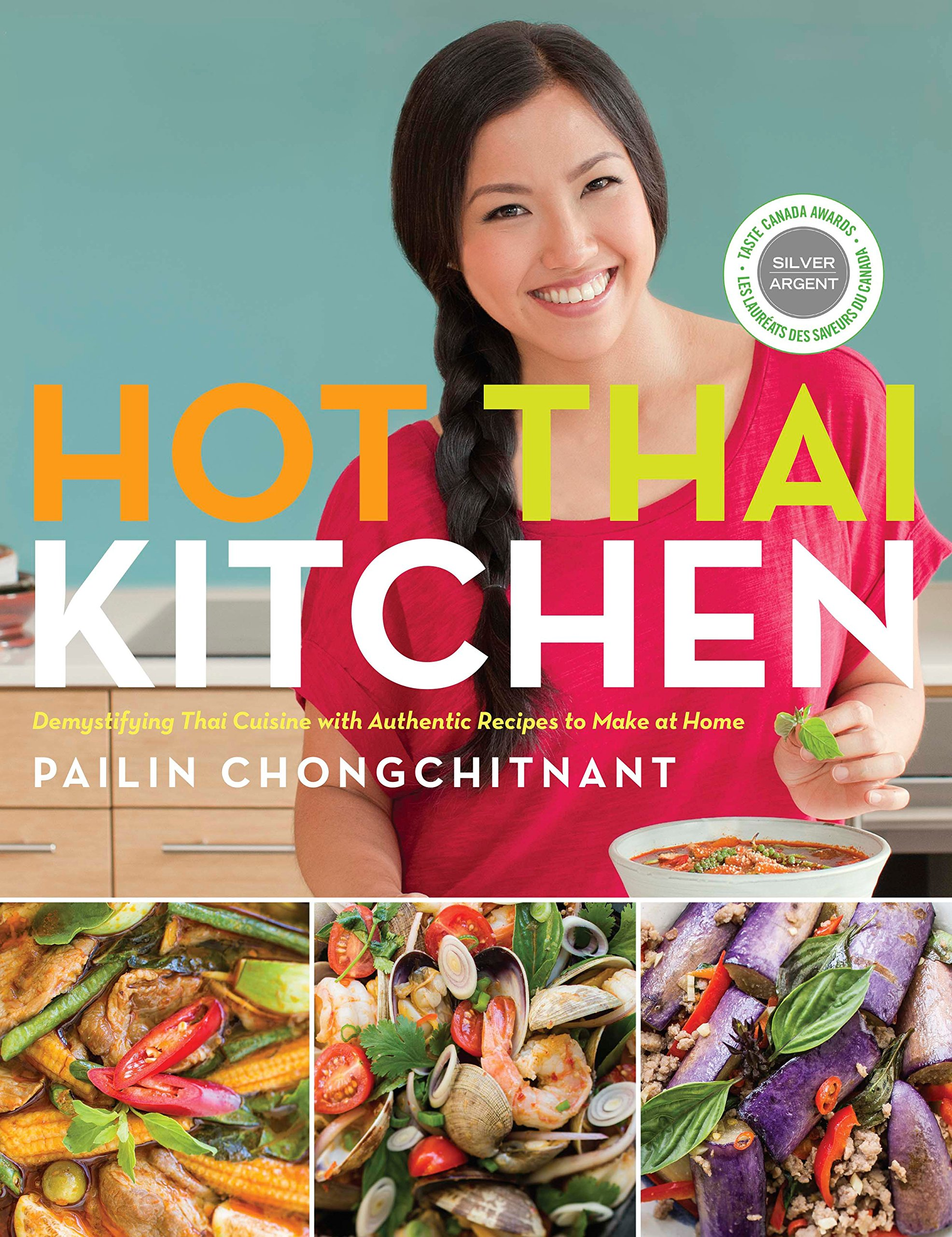 Maangchis real korean cooking authentic dishes for the home cook hot thai kitchen demystifying thai cuisine with authentic recipes to make at home forumfinder Choice Image