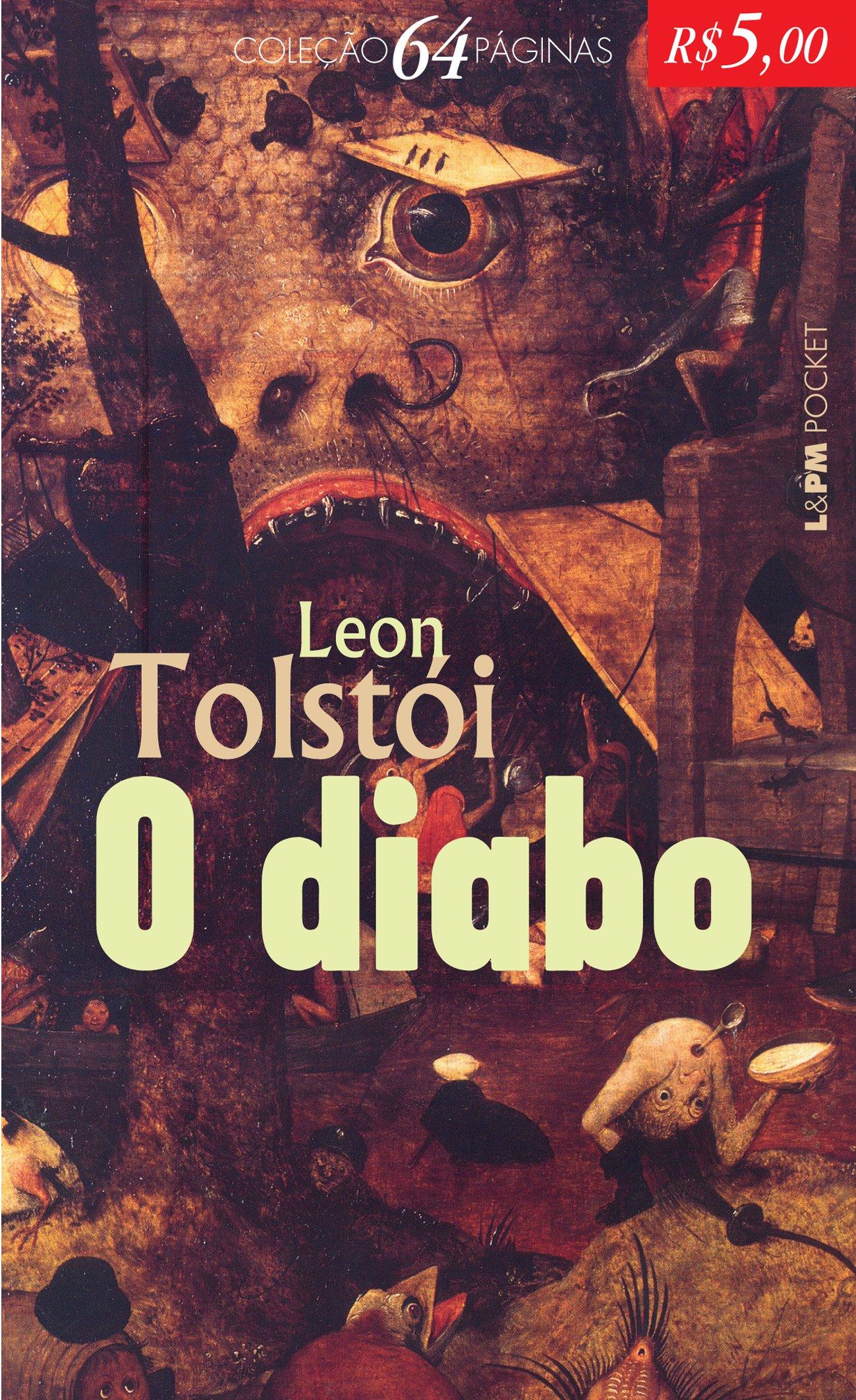 O Diabo - Coleção L&PM Pocket 64 Páginas | Amazon.com.br