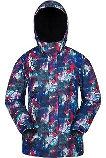 Mignon84Cook Traje de esquí para Mujer, Ski Jacket + Pants ...