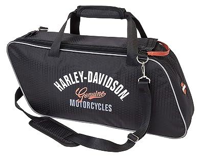 c9e39407fccc4a Harley-Davidson Unisex-Erwachsene Tour Pack (1 Pc.) Seesack, schwarz ...