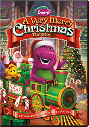 Amazon.com: Barney & Friends: Very Merry Christmas - The Movie ...