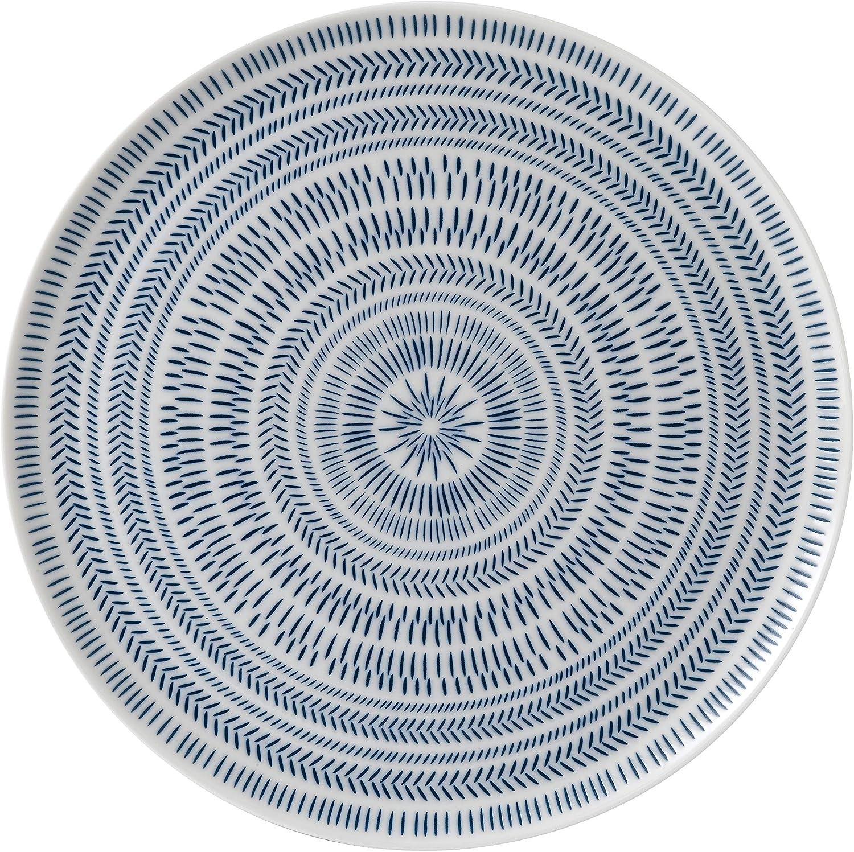 porcelana Royal Doulton multicolor 21 cm Placa decorativa