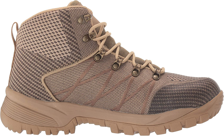Propét Men's Traverse Hiking Boot Sand/Brown