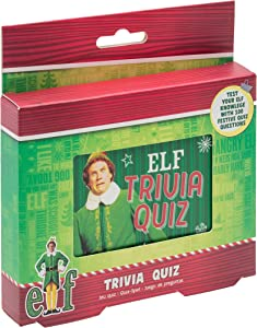 Elf Trivia Quiz Game, Elf The Movie Trivia