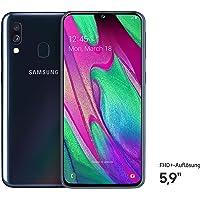 Samsung Galaxy A40 Smartphone, Duitse versie, 64 GB, zwart
