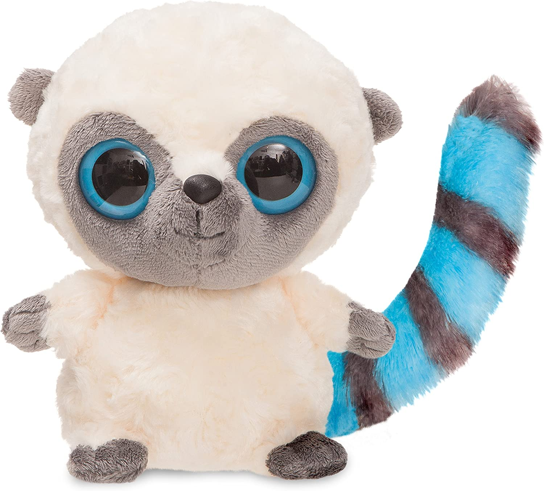 Aurora 13005 Yoohoo - Lémur de Peluche (18 cm), Color Azul: Amazon.es: Juguetes y juegos