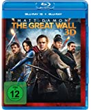 The Great Wall  (+ Blu-ray) [Blu-ray]
