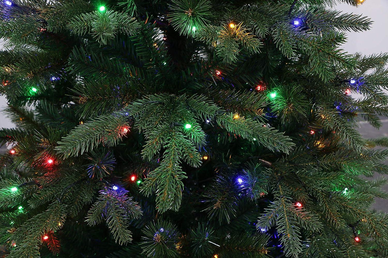 HOLIDAY STUFF 5 Foot European Balsam Fir Artificial Christmas Tree Unlit 5ft Unlit