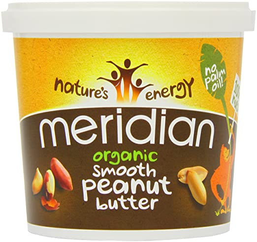 71 opinioni per Meridian Foods Organic Smooth Peanut Butter 1kg