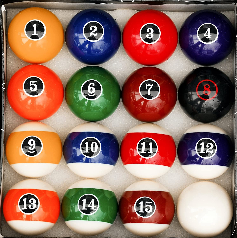 Iszy Billiards Regulation Size 2 1//4-Inch Pool Table Billiard Cue Ball