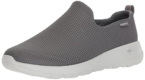 747ad97d7bfc2 Skechers Performance Men's Go Walk Max Wide Sneaker, charcoal,10 Extra Wide  US