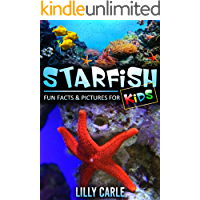 Starfish: Fun Facts & Pictures For Kids