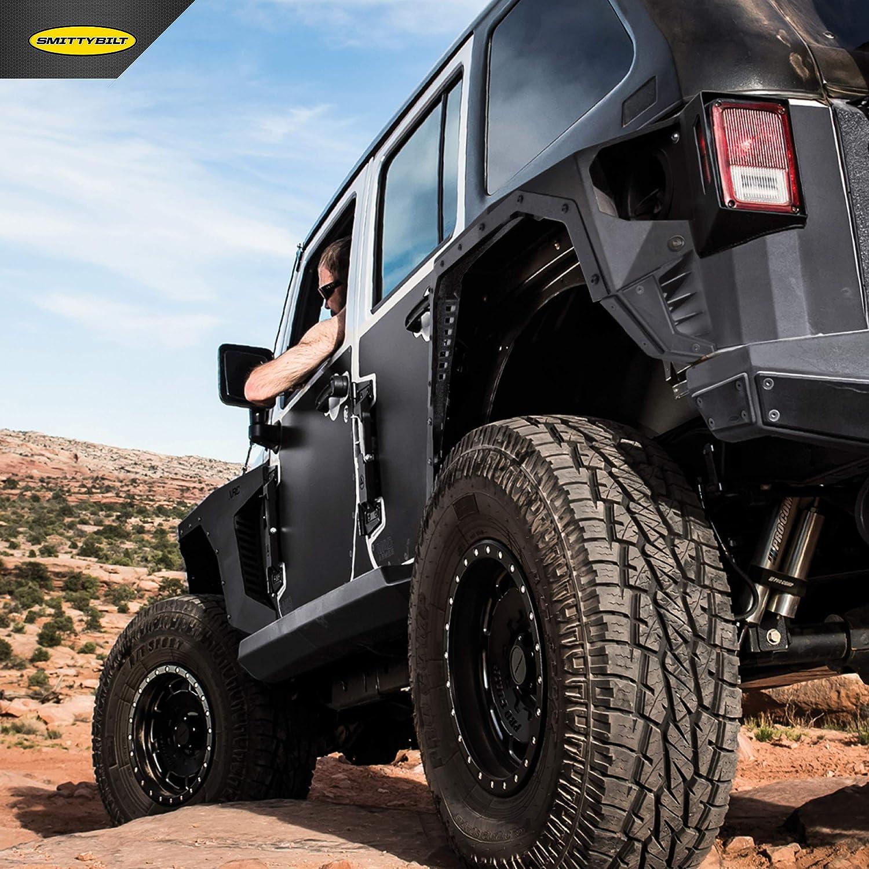 Smittybilt XRC GEN2 Armor Front for Jeep JK 2//4Door