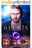 ALEXIS: The Empaths of Venice Trilogy - Book 1 - paranormal romantic suspense