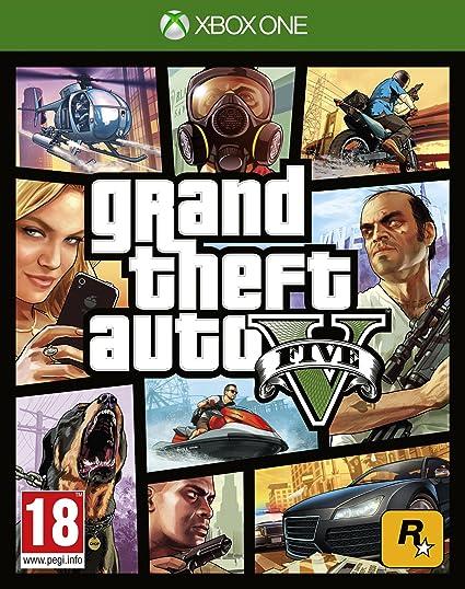 Take-Two Interactive Grand Theft Auto V, Xbox One Básico Xbox One ...