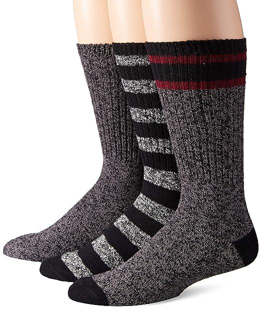 Amazon Essentials Crew Boot Sock - socks Hombre: Amazon.es: Ropa y ...