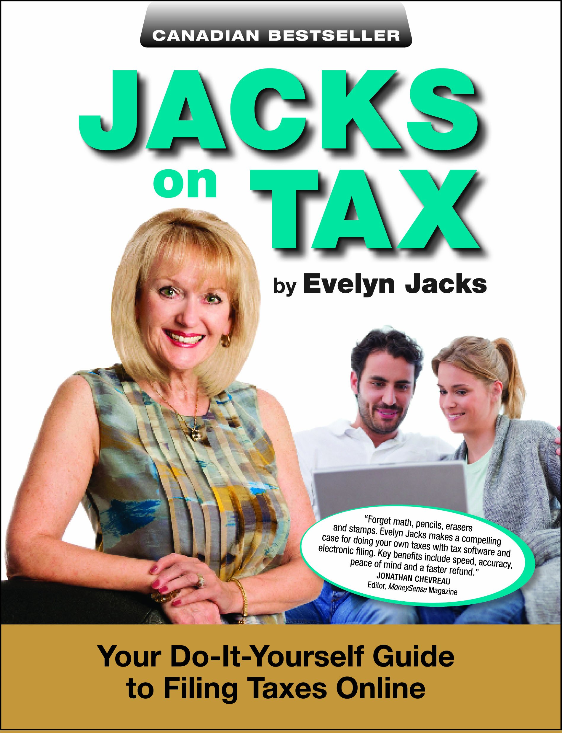 Jacks on tax your do it yourself guide to filing taxes online jacks on tax your do it yourself guide to filing taxes online evelyn jacks 9781927495209 amazon books solutioingenieria Gallery