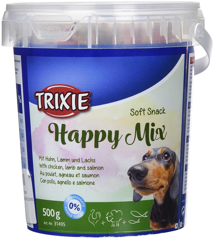 Trixie Happy Mix Soft Snack Friandise pour Chien 500 g 31495