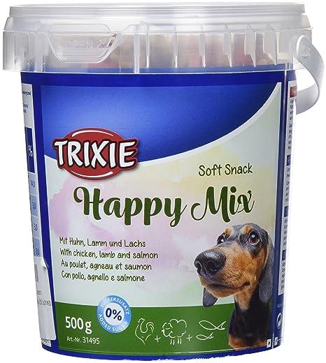 500g Tub Training treats Soft Snack Happy Mix
