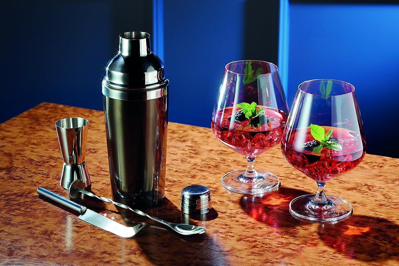 doyeemei Bar Craft Acero Inoxidable Doble espíritu Medida Copa
