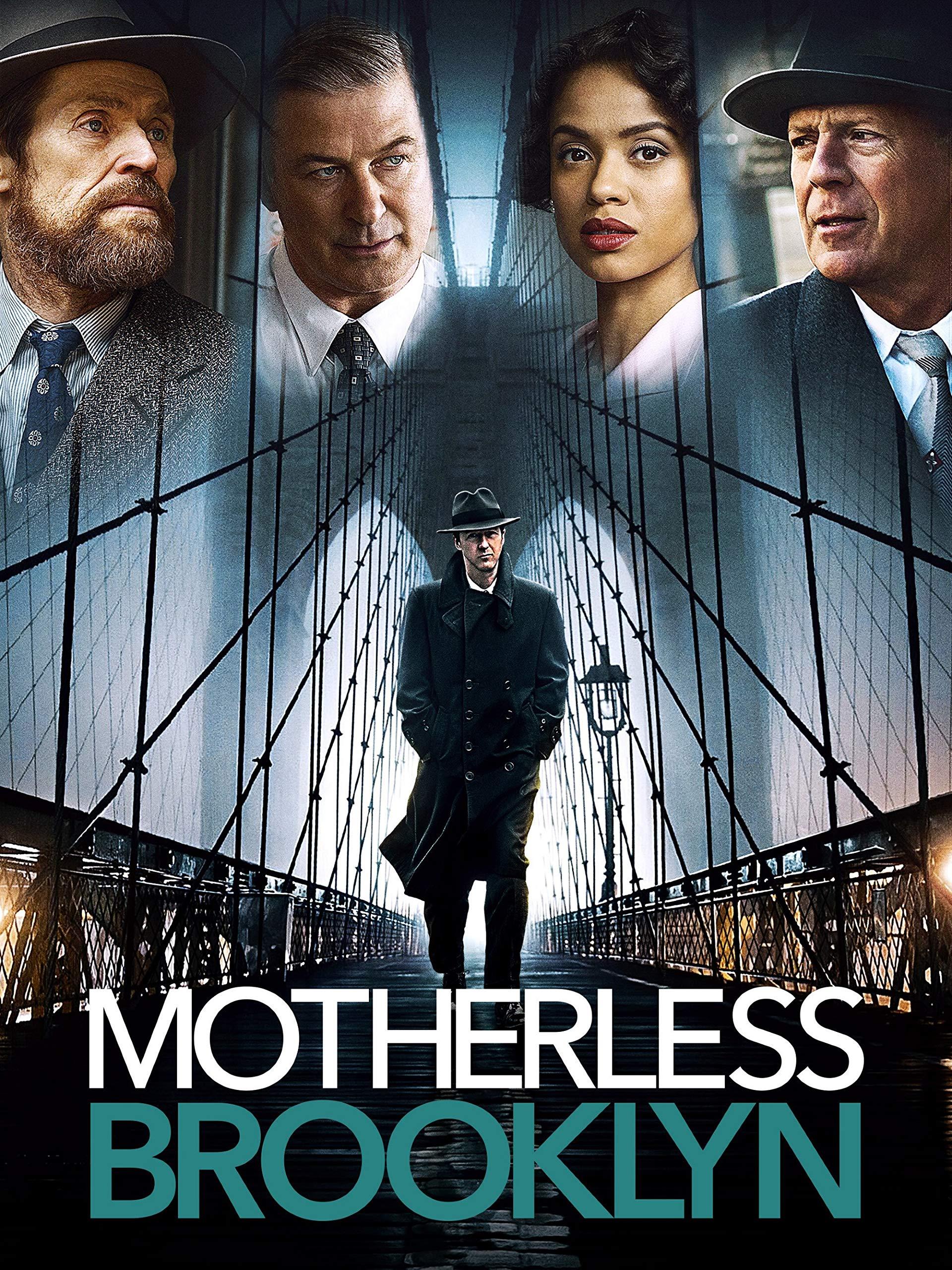 Watch Motherless Brooklyn   Prime Video
