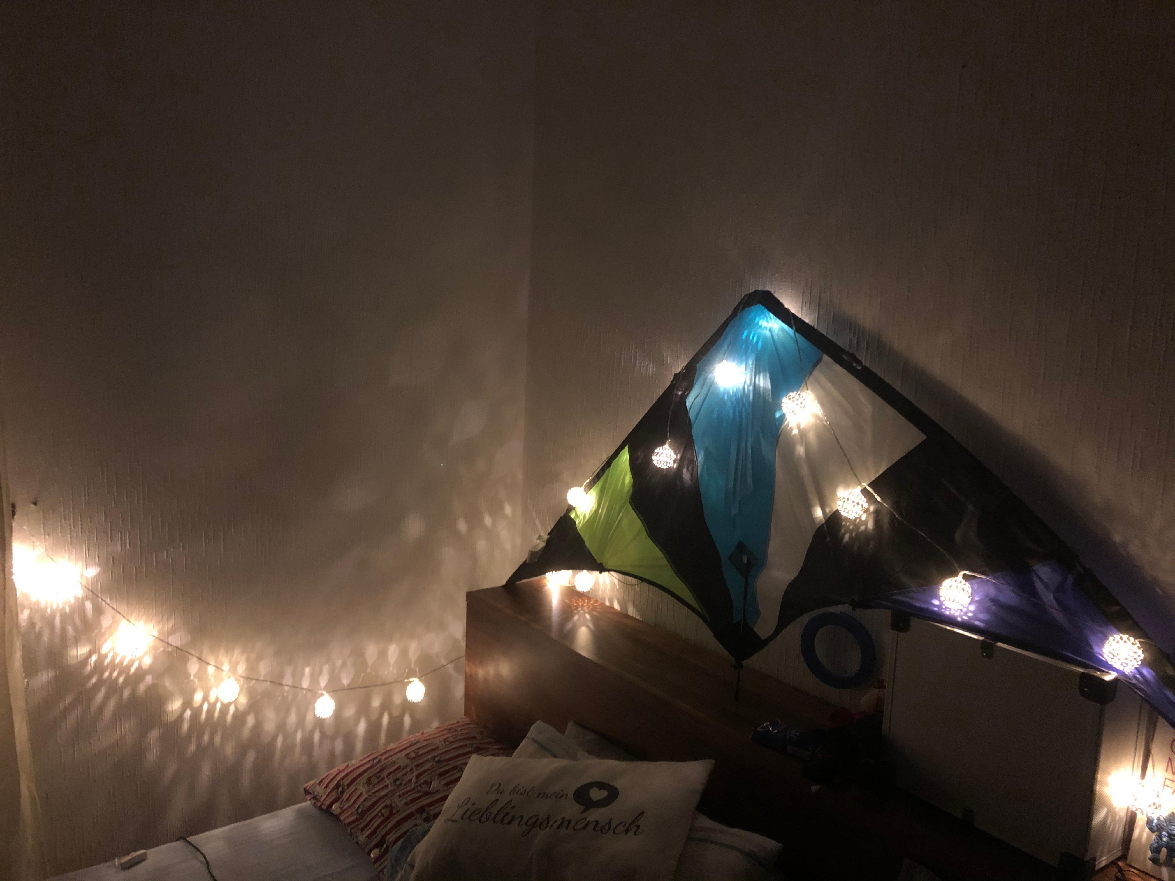 """Marokkanische LED Lichterkette """"Cozzy"""" photo review"""