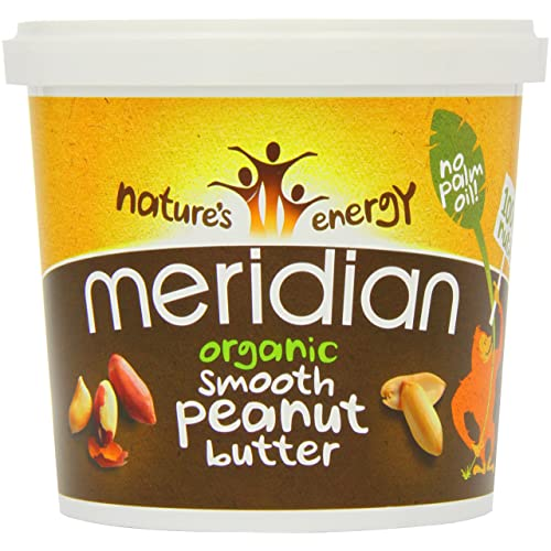 Meridian | Peanut Butter Smooth | 1kg