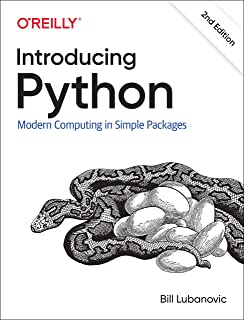 Introducing Python: Modern Computing in Simple Packages: Amazon co