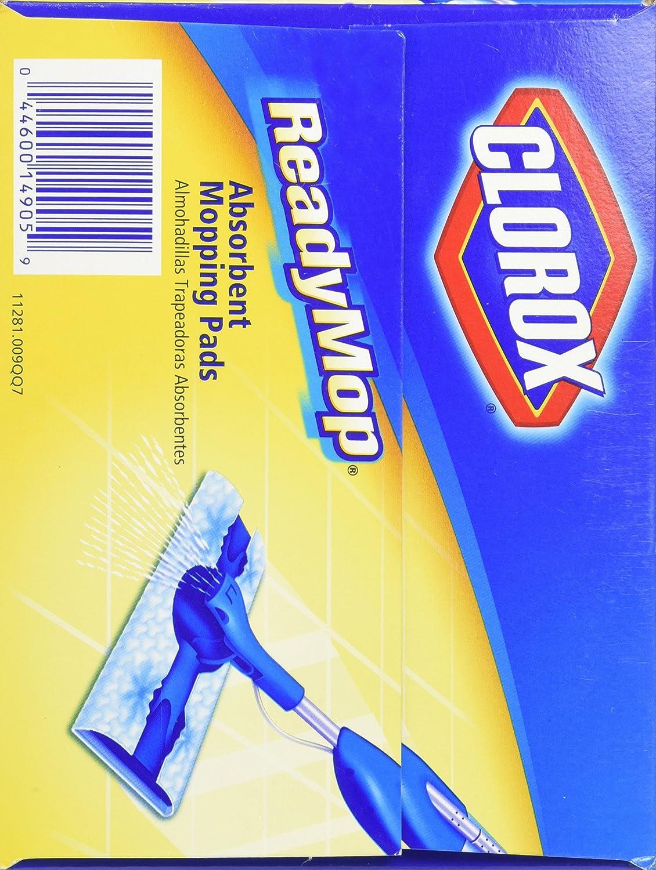 Clorox Ready Mop Pads 8 Pack 16 Refill Pads