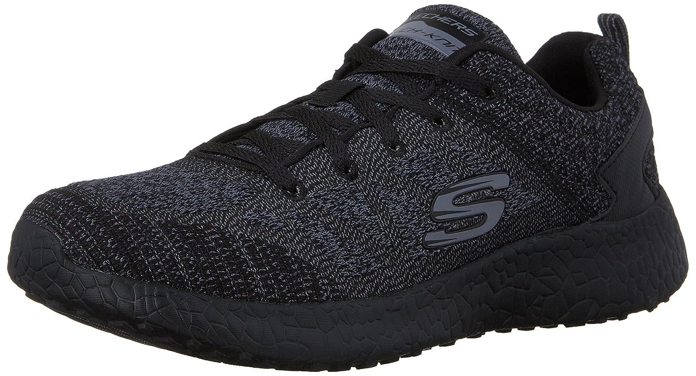 Skechers Sport Women's Burst Fashion Sneaker B01CV4HDGQ 9.5 B(M) US Black