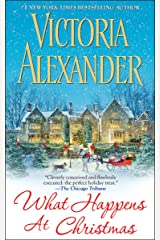 What Happens At Christmas (Millworth Manor Series Book 1) Kindle Edition