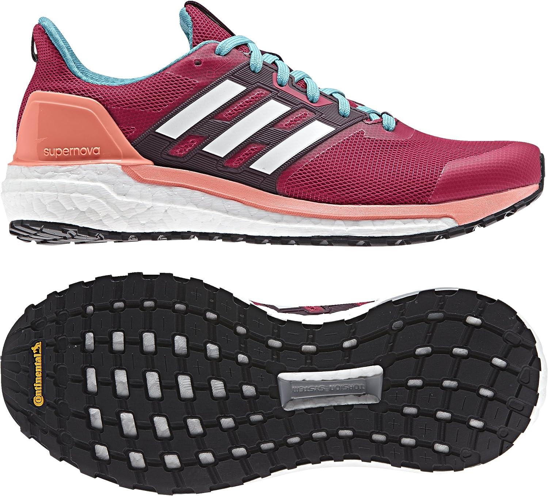 adidas Supernova GTX W, Zapatillas de Running para Mujer, Rosa (Rosene/Ftwbla/Brisol), 45 1/3 EU: Amazon.es: Zapatos y complementos