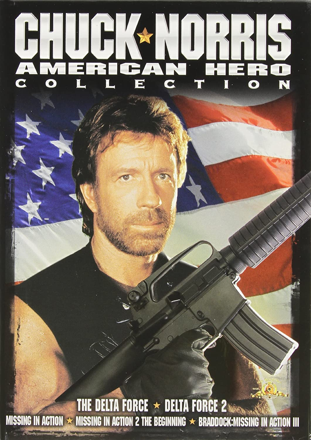 Amazon.com: Chuck Norris Collection (Delta Force / Delta Force 2 / Missing  In Action / Missing In Action 2: The Beginning / Braddock: Missing In Action  ...  Missing In Action Poster