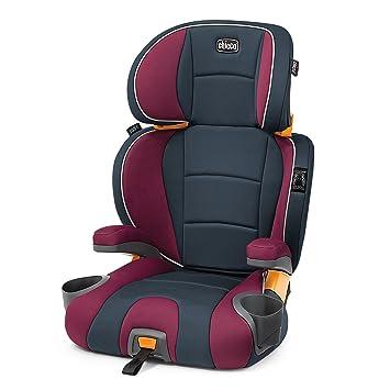 Amazon.com : Chicco KidFit Booster Car Seat, Purple : Baby