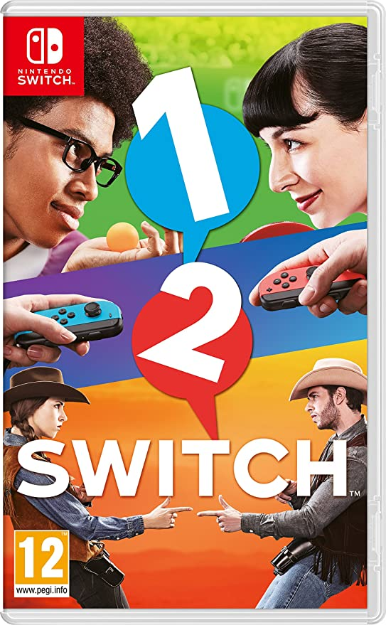 1-2 Switch: Nintendo: Amazon.es: Videojuegos