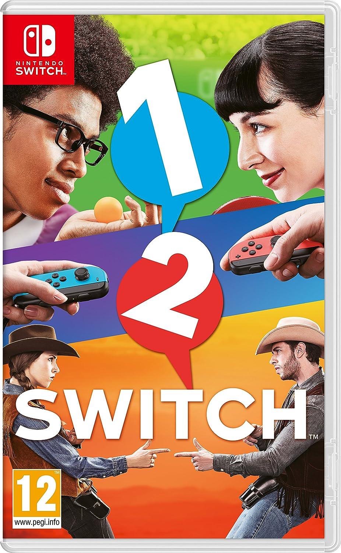 Videojuego 1-2 Switch