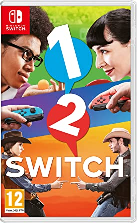 1 2 Switch Nintendo Switch Nintendo Amazon Es Videojuegos