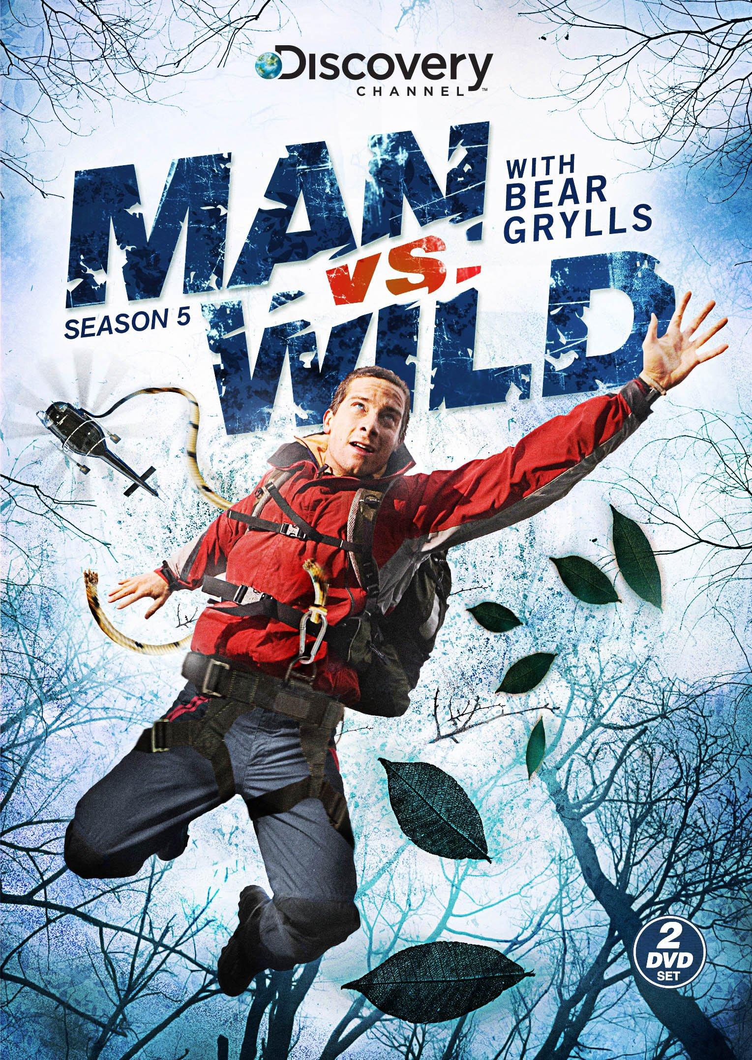 Man vs. Wild Season 5