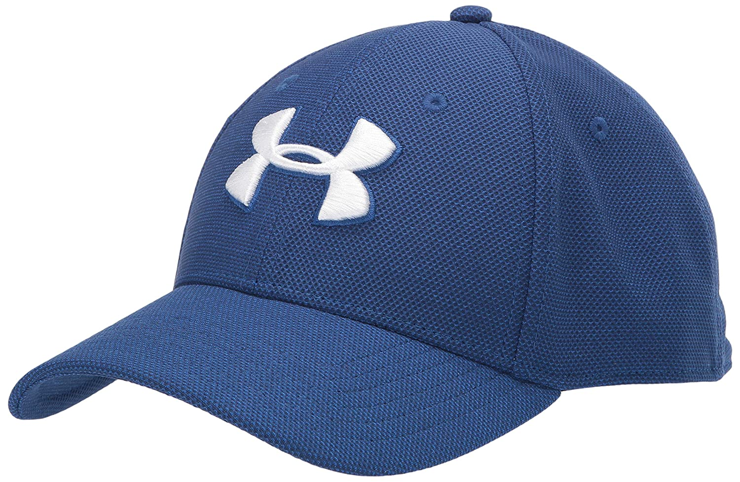 Hombre Under Armour Mens Heathered Blitzing 3.0 Gorra