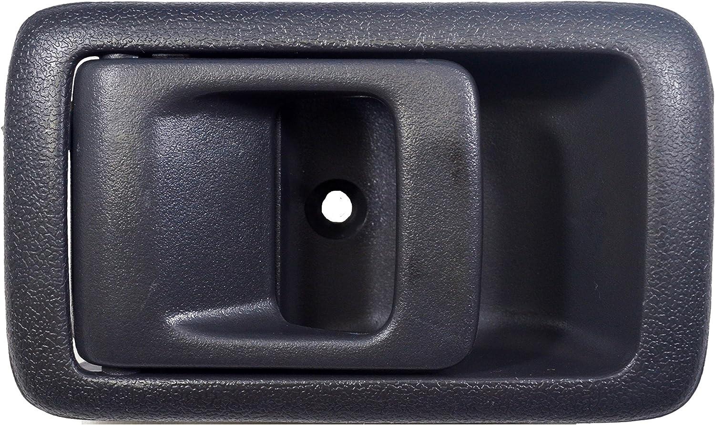 Passenger Side Gray Inside Interior Inner Door Handle PT Auto Warehouse TO-2531G-RH
