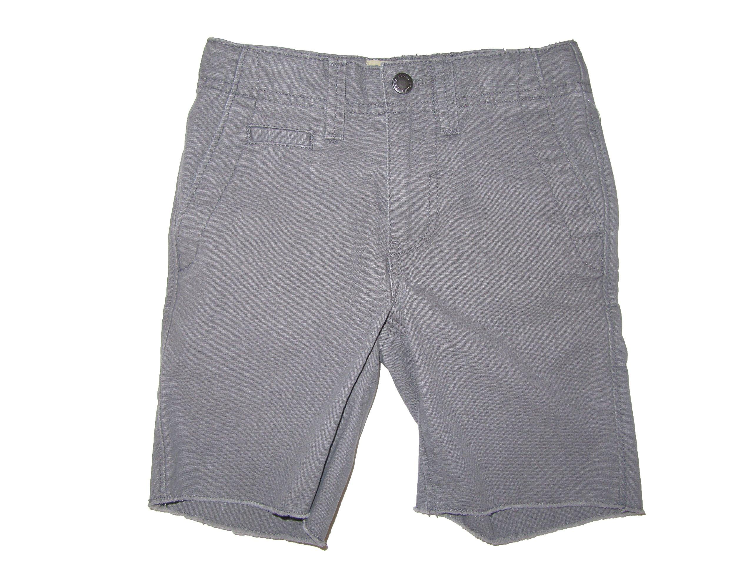 Lucky Brand Cut Off Shorts Boys Size 5 Grey