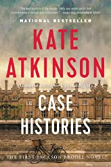 Case Histories: A Novel (Jackson Brodie Book 1) Kindle Edition