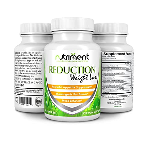 Reduction Weight Loss- Weight Loss Pills and Diet Supplement For Extreme  Weight Reduction-