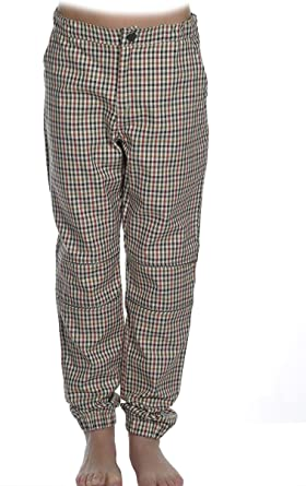 MPL Pantalon Niño a Cuadros Elastico Largo de Algodón. Caliente para el Frio Invierno, Otoño. Ropa de Niños y Niñas Pantalon para Colegio o Uniforme Escolar: Amazon.es: Ropa y accesorios