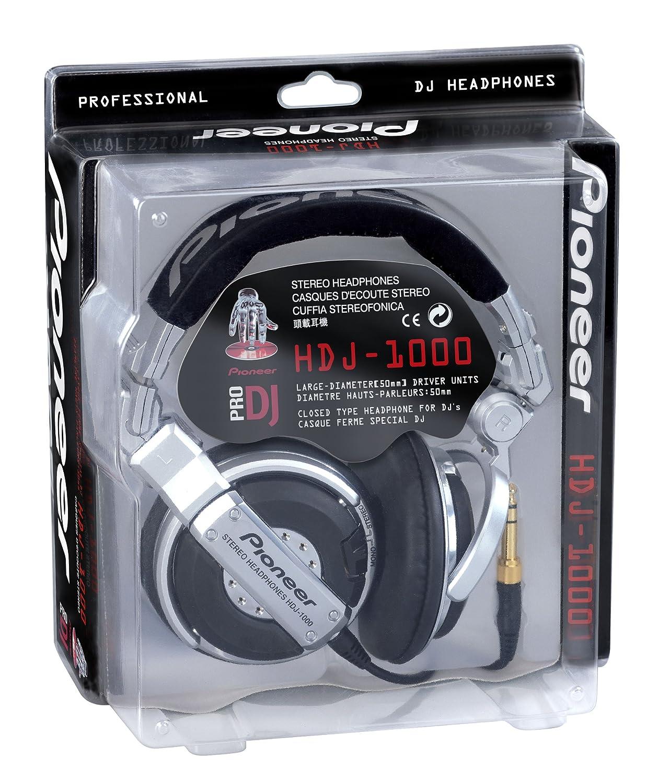 Pioneer HDJ 1000 Cuffie tradizionali  Amazon.it  Elettronica 5c82cb15f5eb
