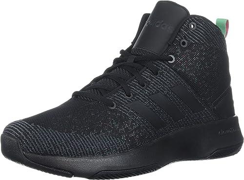 to buy recognized brands super specials Amazon.com | adidas Men's CF Executor Mid, Scarlet/Core Black ...
