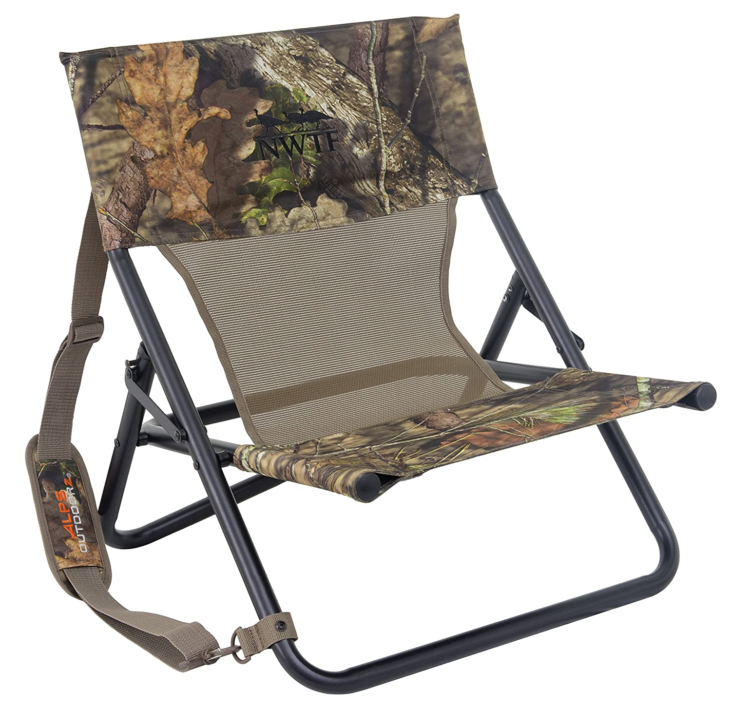 Amazon ALPS OutdoorZ Turkey Chair Mossy Oak Break Up